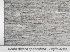 beola-bianca spazzolata taglio disco