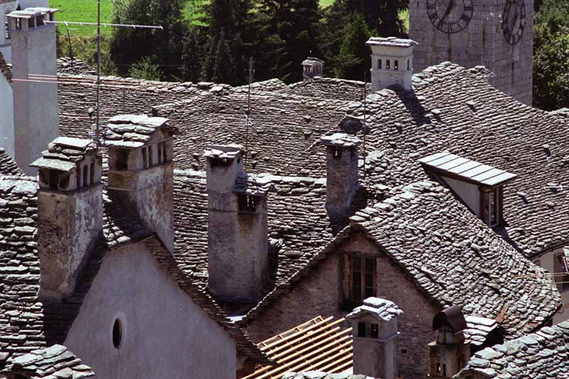 craveggia of roofs