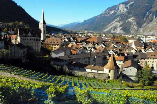 Canton of Graubünden