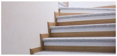Lavorazioni prini graniti - Rivestire scale interne ...
