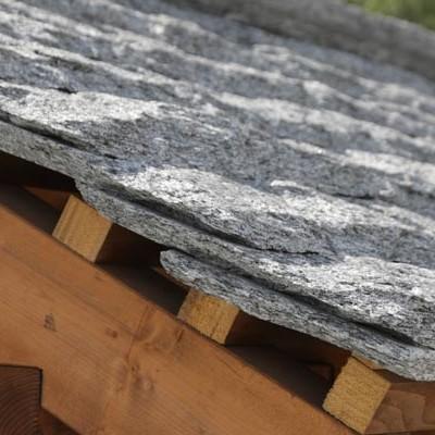 particolare tetto in piode