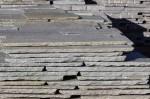 pietra di luserna, pavimentazioni