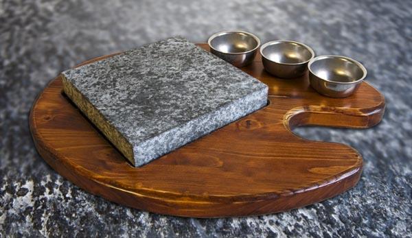 pietra ollare piccola