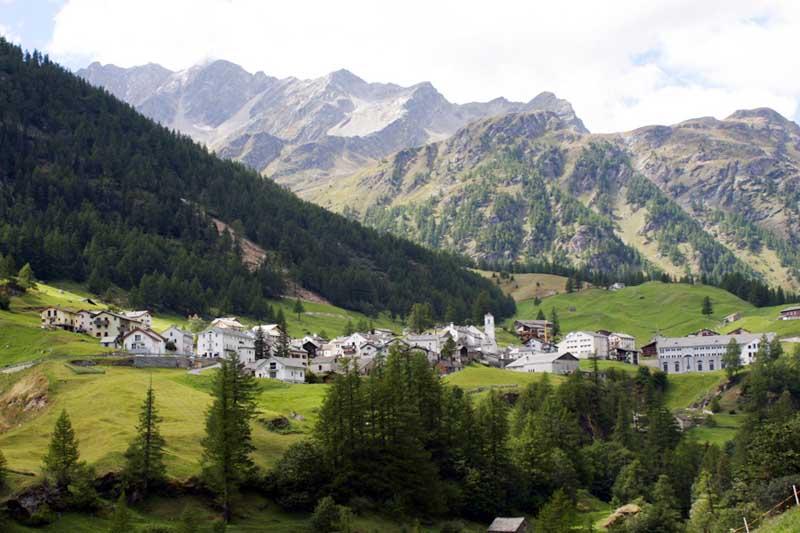 simplon village