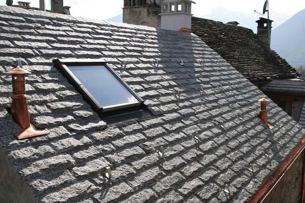 stone roof system prini